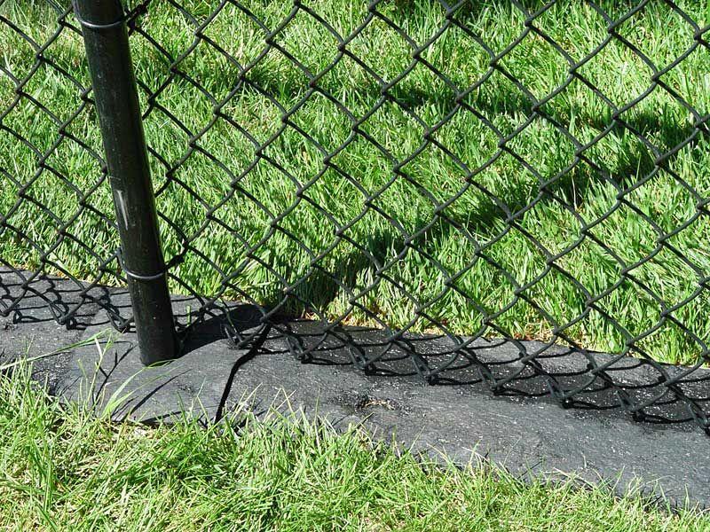 Weedseal Fence Border Guard Bruckman Rubber Co
